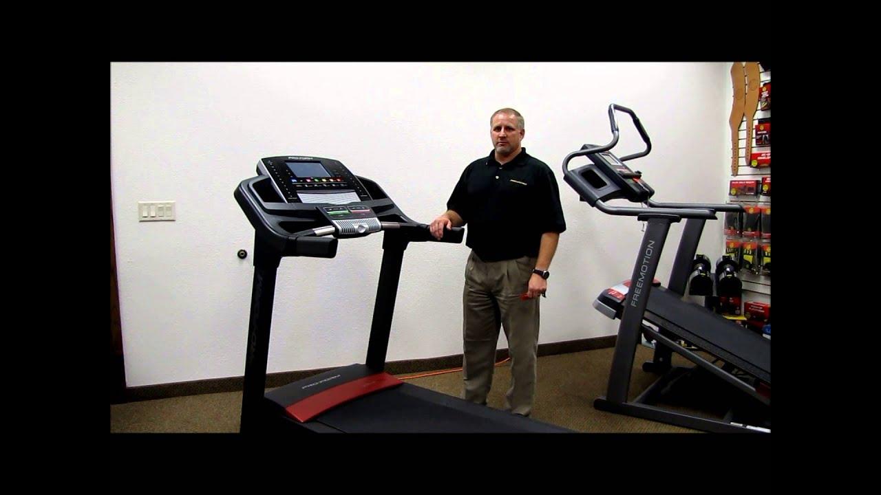 Icon Health & Fitness: Demo Mode Training Video