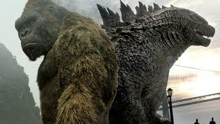 Quien ganara la batalla en 2020 - Kong VS Godzilla