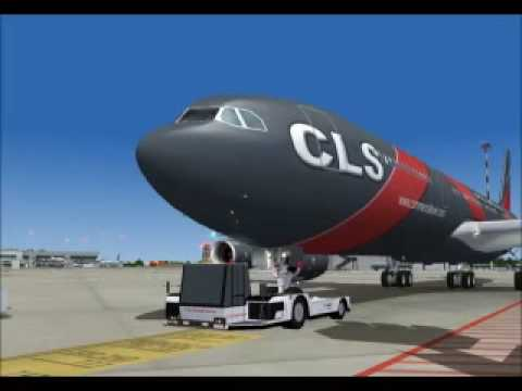 CLS COMERCIAL LEVEL SIMULATIONS AIRBUS A340-500/600
