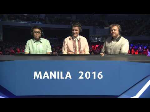 Dota 2 - Team Secret vs. Team Empire - Game 2 - ESL One Manila 2016 - Group B Decider Match
