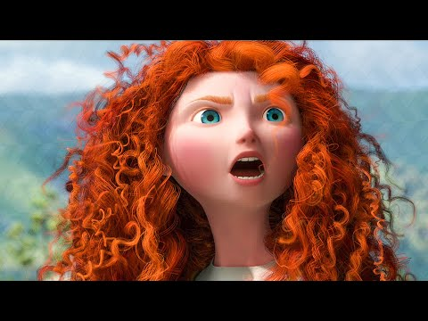 BRAVE All Best Movie Clips (2012)