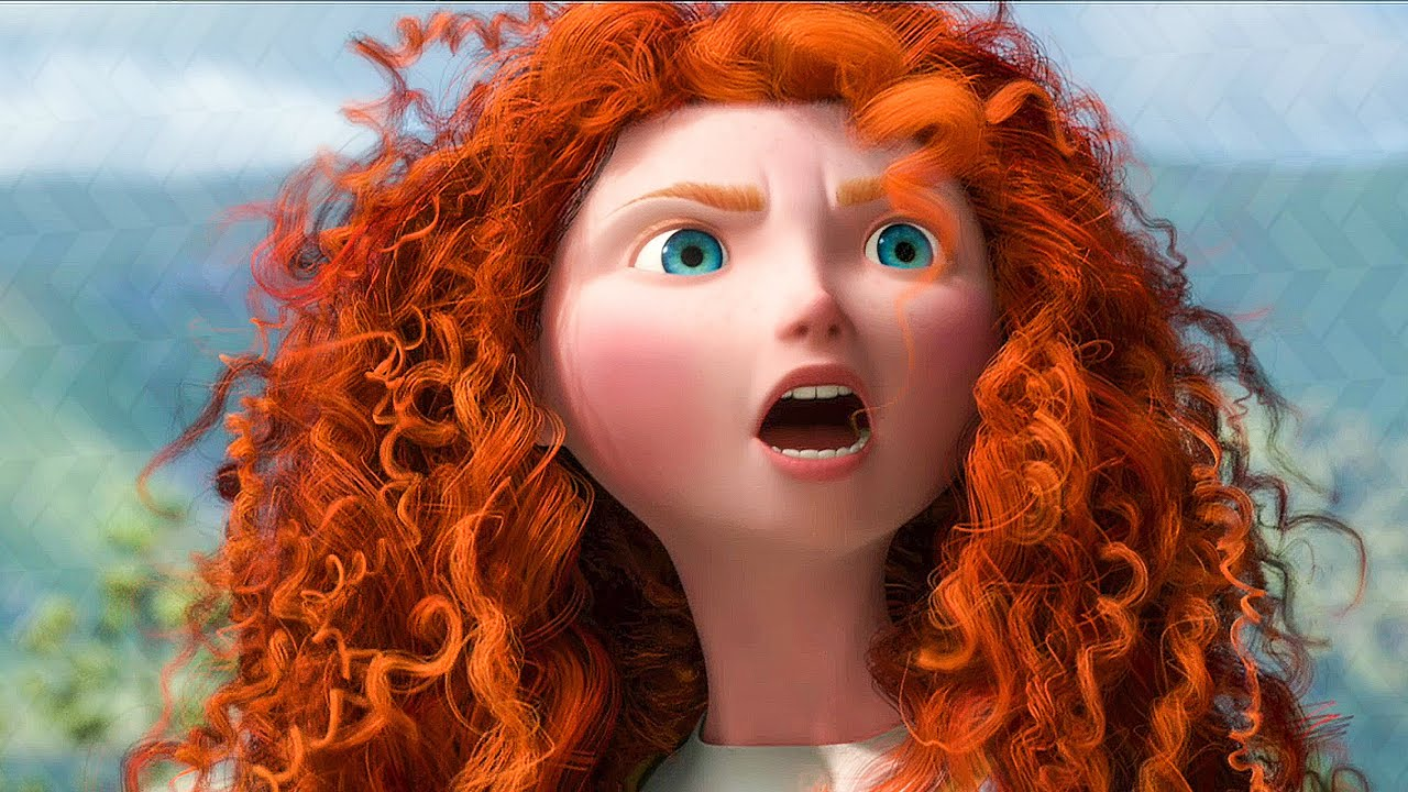 BRAVE All Movie Clips (2012) - YouTube