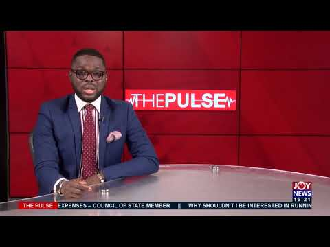 One in every five structure in the country is uncompleted - GSS - The Pulse on JoyNews (23-9-21)