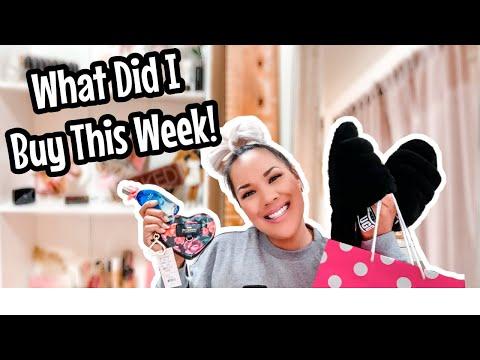 Shopping Haul | Victoria Secret Pink | UGGS | Perfume