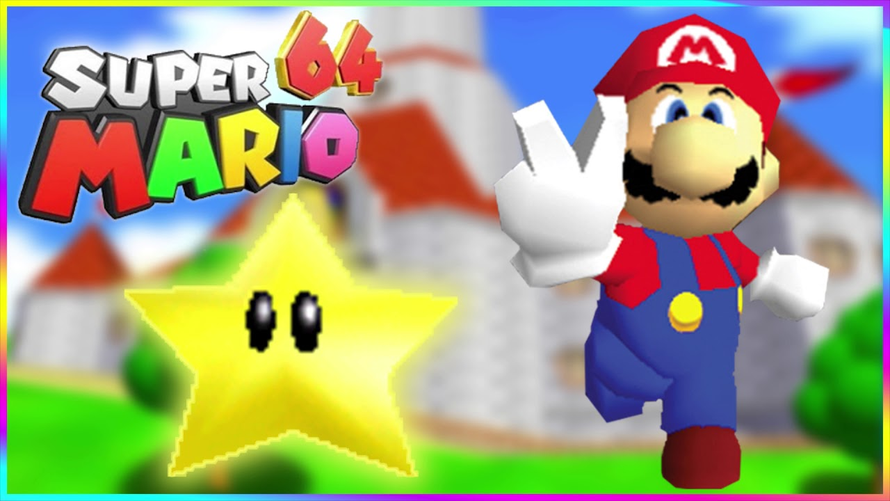 Super Mario 64 - Catch a Star Sound [Free Theme Download]