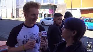 Manchester Punk Festival 2018 - (3/9) Rebuke, Speedozer, Hot Mass - MPRV News