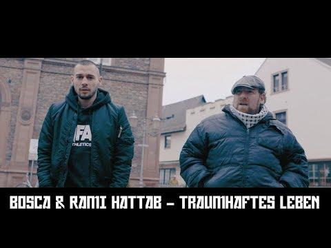 Bosca feat. Rami Hattab - Traumhaftes Leben (prod. Cristal) [Official 4K Video]