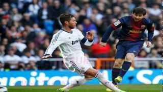 REAL MADRID (2) VS (1) BARCELONA (Goldes de benzema y Messi, Ramos LIGA BBVA 02/03/2013