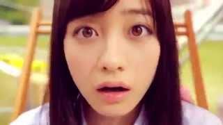 カップヌードルCM 「STAYHOT かわいい 篇」   橋本環奈  短縮版