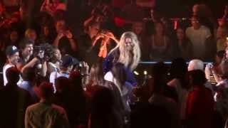 "Beyonce ""Irreplaceable"" LIVE Opening Night Mrs. Carter Tour Staples Center"