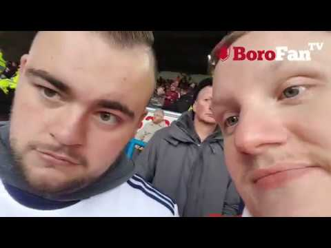 BoroFanTV Vlog 020 - Leeds vs Middlesbrough