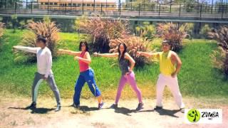"Zumba Tchu Tcha Tcha ""Flavel y Neto"" by Honduras Dance Crew"