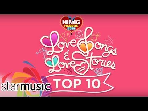 Himig Handog 2018 Love Songs & Love Stories Top 10