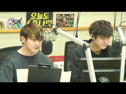170220 Special DJ Seunghyun & Minhwan @ Hongkira (SF9)