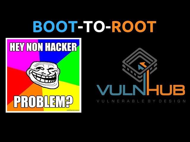 Troll 1 CTF Walkthrough - Boot-To-Root