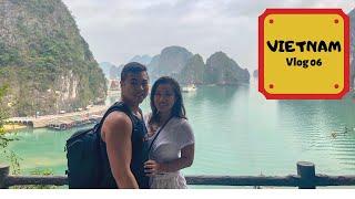 Ha Long Bay cruise - We are heading to Ninh Binh!