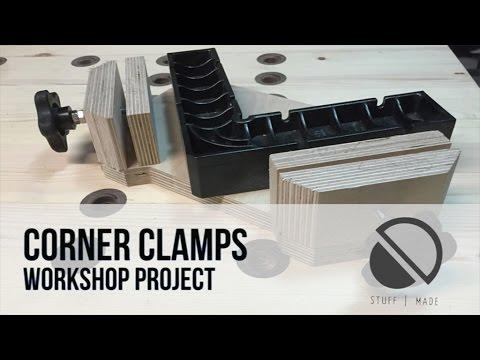 Diy Corner Clamps