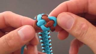 How to Make a Cobbled Solomon Bar Bracelet by TIAT
