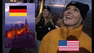 Americans in Germany: WE WENT TO A CASTLE!
