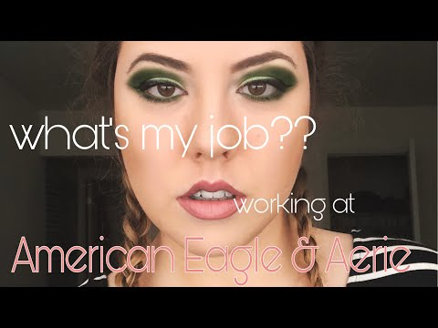 What's My Job? | American Eagle & Aerie