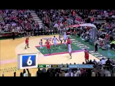 2010-2011 NBA Season Top 10 Assists