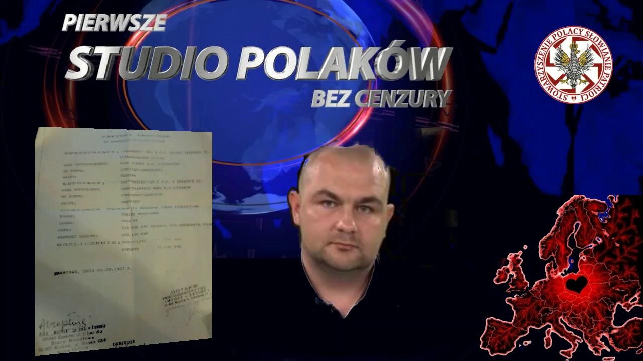 STUDIO POLAKÓW - WYDANIE SPECJALNE! Rafał Orłowski na gorąco!