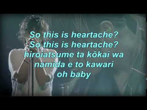 One Ok Rock  Heartache Ost Rurouni Kenshin : The Legend End  Lyric