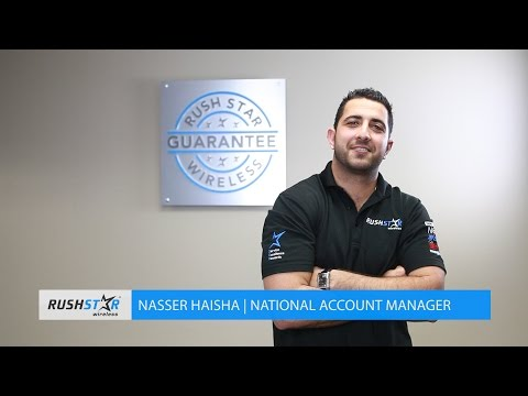 Meet Your National Account Manager: Nasser Haisha