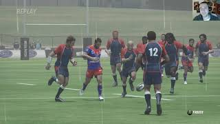 BÉZIERS - VANNES : Rugby Challenge 3