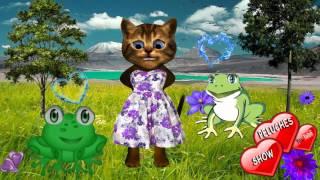 Cancion de la Granja EL SAPO PEPE Y LA RANA JUANA. Cancion para niños el sapo Pepe y la rana Juana