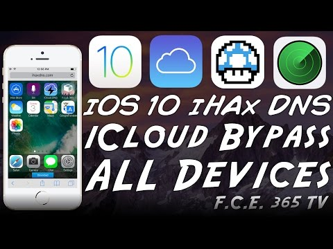 iOS 10 - How to Bypass iCloud - iPhone 6 Plus, iPhone 6S, 6