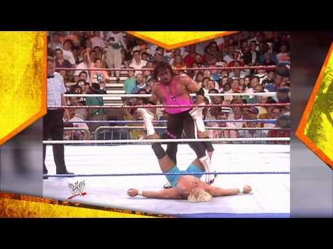 SummerSlam Moments: 1991 Bret Hart vs Mr. Perfect