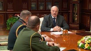 Дорошко назначен начальником ГУВД Минска