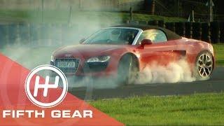 Fifth Gear How To Drift With Matt Dawson смотреть