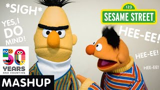 Sesame Street: Bert and Ernie Friendship Mashup | #Sesame50