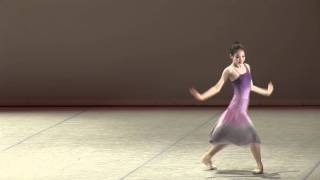 Prix de Lausanne 2011 - Contemporary Selections - Saeka Shirai.