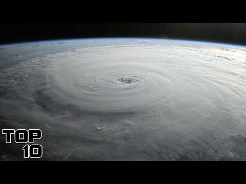 Top 10 Deadliest Hurricanes Of All Time