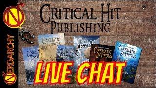 Critical Hit Publishing- Nerdarchy Live Chat #297
