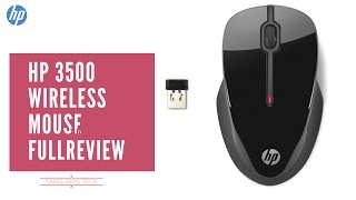HP 3500 Wireless Mouse Unboxing and Review|Tamil Apps Tech