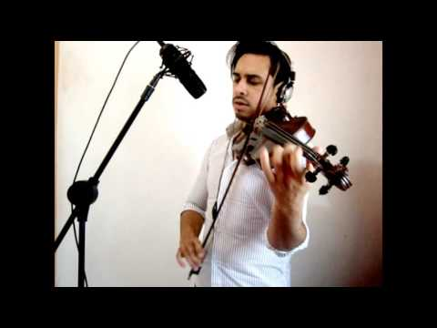 Marcos e Belutti - Romântico Anônimo by Douglas Mendes  Violin Cover
