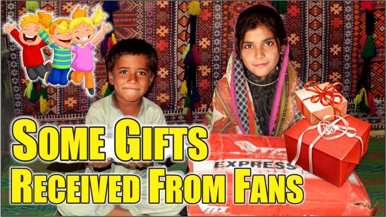 Some Gifts Received From Fans | Peer Jan Rind