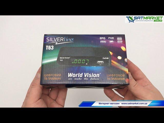 Видео обзор World Vision T63