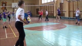 Урок в 5 классе по ФГОС(волейбол).Учитель Алексеева И.В.