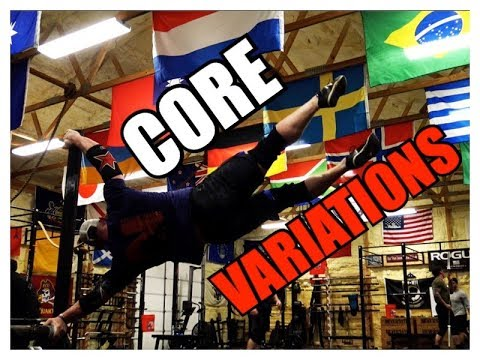 STRENGTH 6-PACK? Core Variations You Haven't Tried!