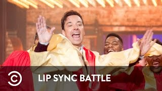 Jimmy Fallon Like A Prayer | Lip Sync Battle