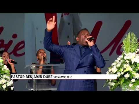 Pastor Benjamin Dube tribute to Robbie Malinga