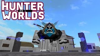 New Hunter X Hunter Game | Hunter Worlds | Roblox | iBeMaine