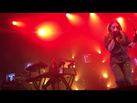 Tove Lo - Scream My Name LIVE 10/21/15 NYC