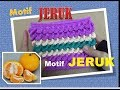 Download Video CROCHET || Tutorial Merajut Motif Jeruk MP4,  Mp3,  Flv, 3GP & WebM gratis