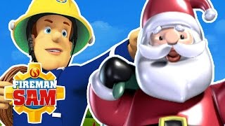 Fireman Sam NEW Episodes - Santa Overboard 🔥 | Christmas Videos For Kids